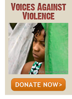 Voices Against Violence -- Donate Now