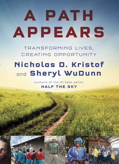 A Path Appears - Nicholas Kristof and Sheryl WuDunn
